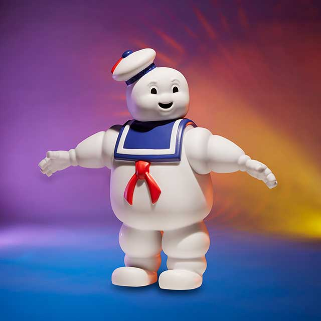 Ghostbusters Retro Stay-Puft Marshmallow Man