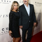 Tara Wilson and Chris Noth seen at the Los Angeles Premiere of Focus Features' LOVING at the Samuel Goldwyn Theater, in Beverly Hills, CalifLos Angeles Premiere of Focus Features' LOVING, Beverly Hills, USA - 20 Oct 2016
