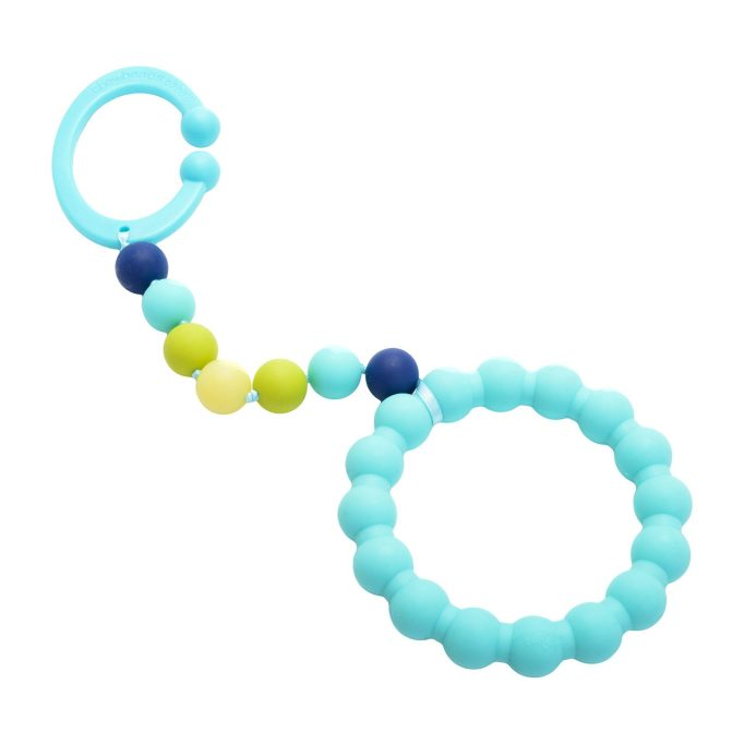 Best Baby Toys First Year Gramercy Chewbeads Teether