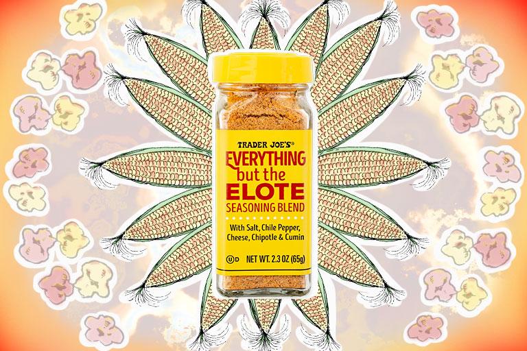 Trader Joe's Everything but the Elote Seasoning Blend