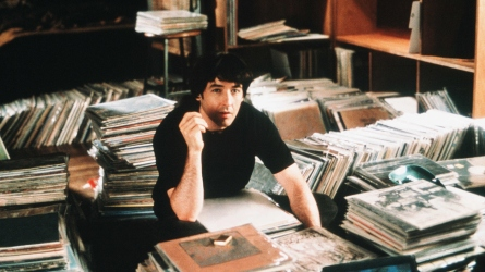 'High Fidelity' John Cusack still