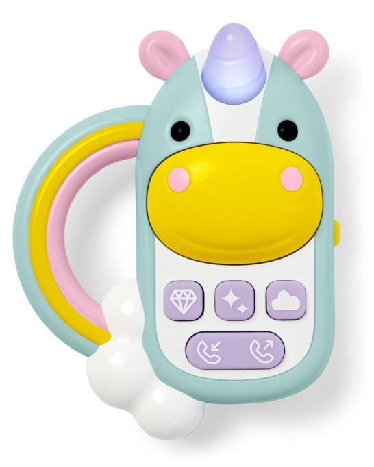 Best Baby Toys First Year Skip Hop Zoo Unicorn Phone