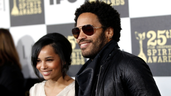 Zoë Kravitz Reveals Dad Lenny Kravitz