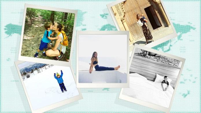 Amelia Edelman global travel with preschooler