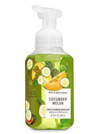 cucuumber melon soap