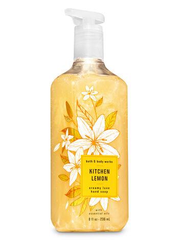 Kitchen Lemon soap