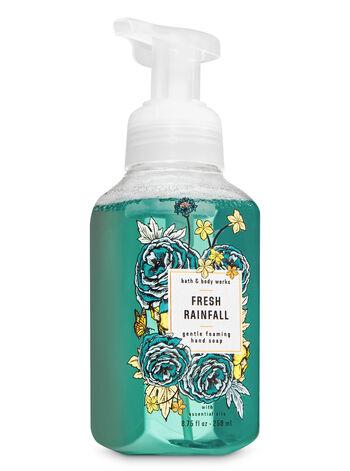 Fresh rainfall soap