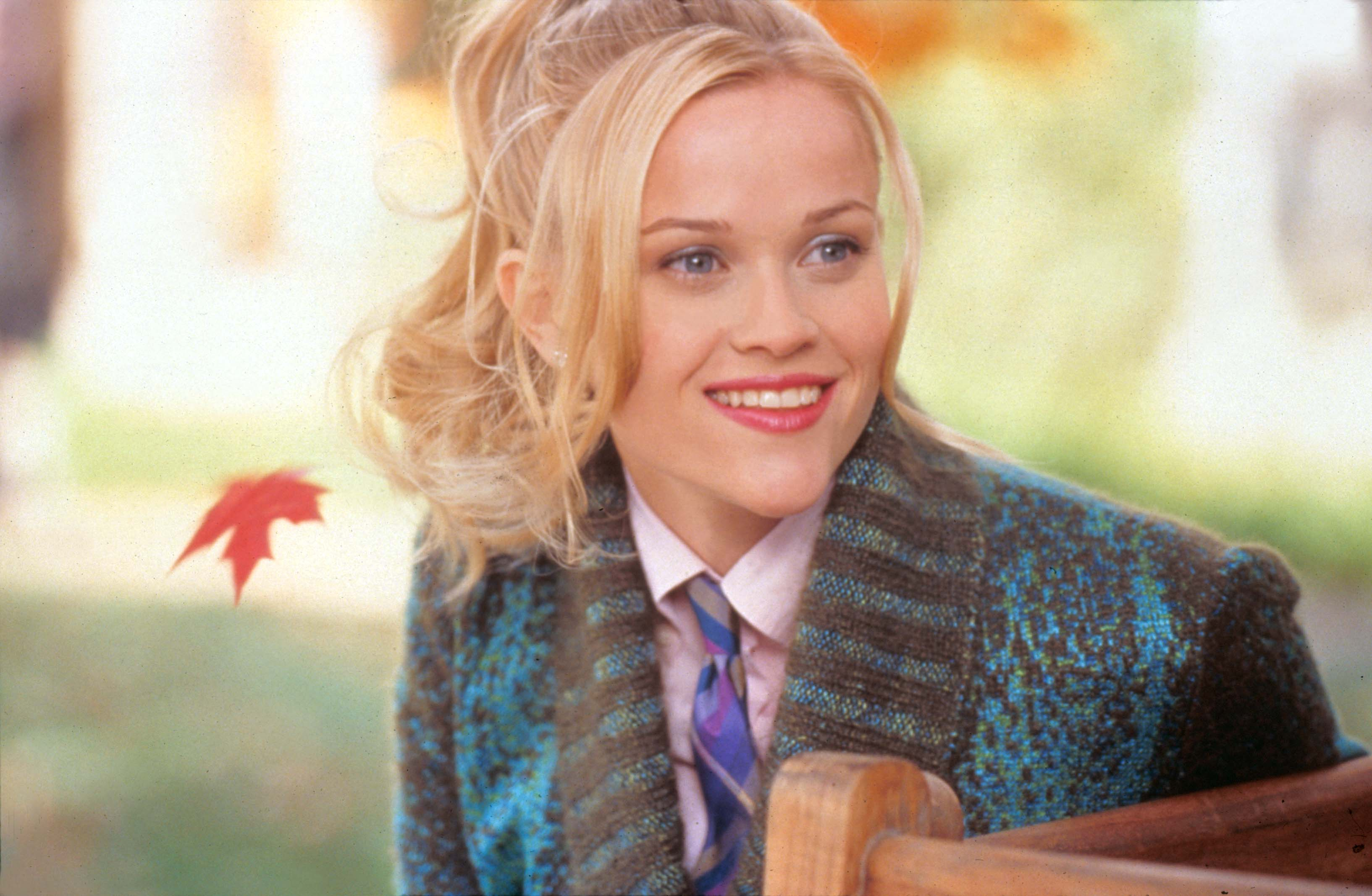 Editorial use only. No book cover usage.Mandatory Credit: Photo by Moviestore/Shutterstock (1574821a) Legally Blonde, Reese Witherspoon Film and Television