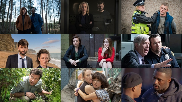 Idris Elba, Elisabeth Moss, Jason Bateman,