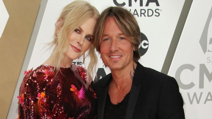 Nicole Kidman and Keith Urban- 53rd