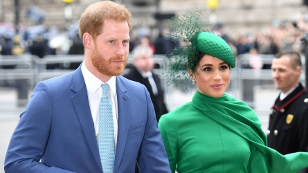 Prince Harry and Meghan Markle Duchess