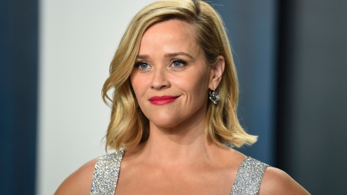Reese Witherspoon arrives at the Vanity