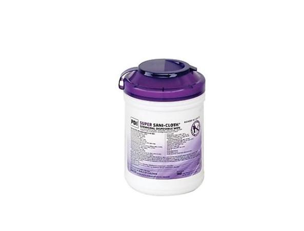 PDI Super Sani-Cloth Cleaner Disinfectant