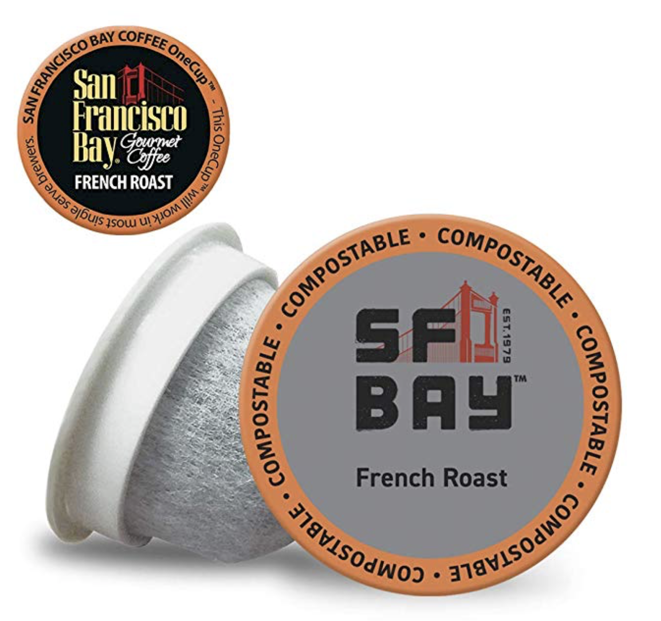 SF Bay Coffee French Roast