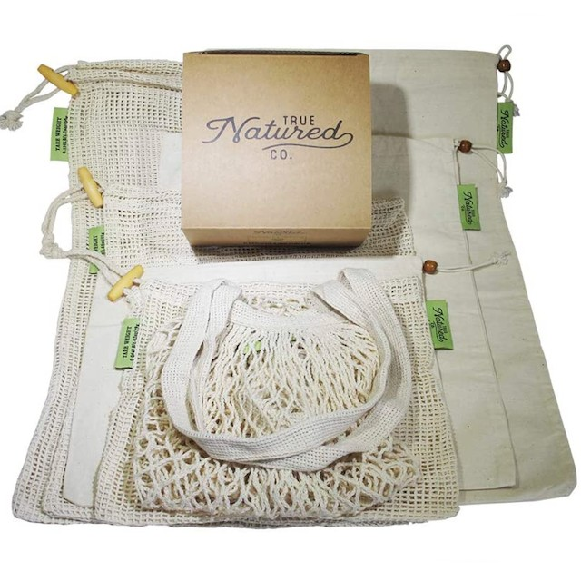True Natured Co. Reusable Produce Bags