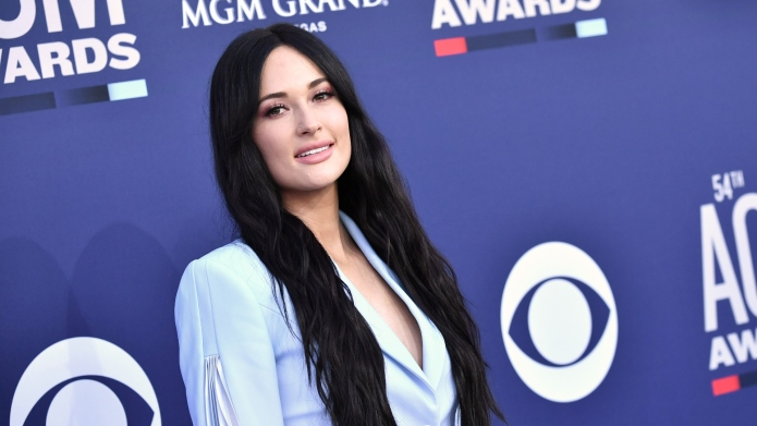 Kacey Musgraves at the ACM Awards
