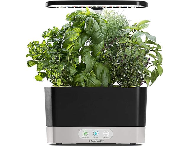 AeroGarden Best Indoor Vegetable Garden on Amazon