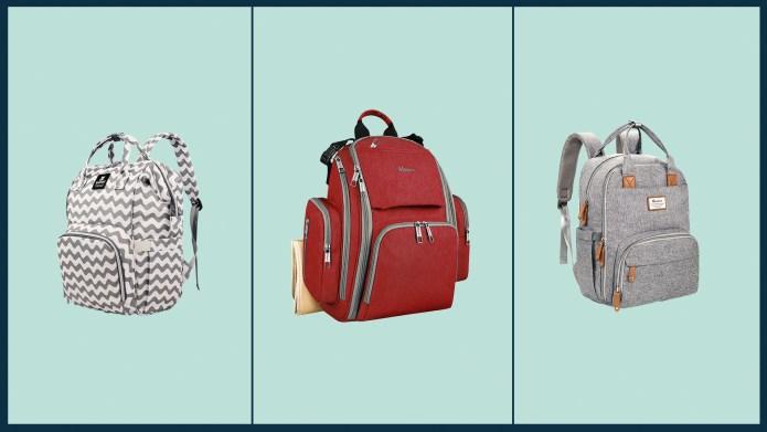 Best Baby Backpack Diaper Bags on