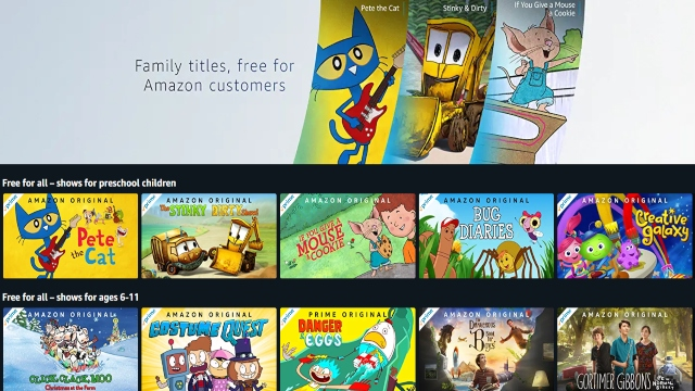 Amazon Just Made a Ton of Kids' Shows & Movies Free — No Prime Necessary.