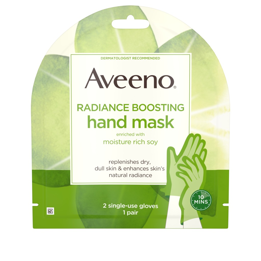 Aveeno Radiance Boosting Hand Mask