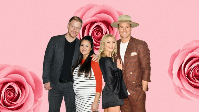 Sean Lowe, Catherine Giudici, Cassie Randolph, Colton Underwood — 18 'Bachelor' & 'Bachelorette' Couples Who Are Still Together