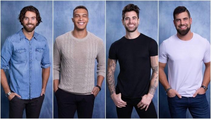 Meet the Men of Clare Crawley's