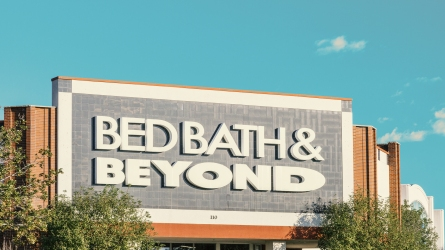 Bed Bath & Beyond Spring Patio