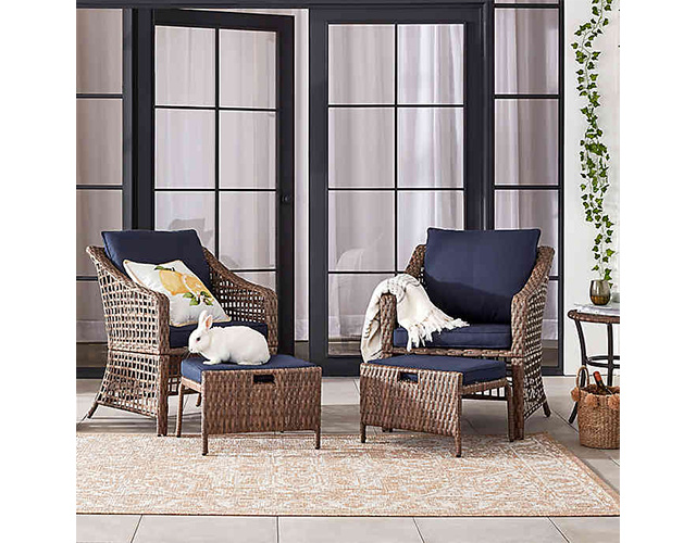 Bee & Willow Patio Set Bed Bath & Beyond Spring Sale
