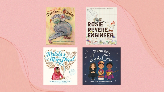 Books for Boys Women's History Month