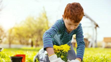 The Best Gardening Gloves for Kids