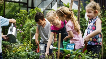 Best Gardening Tools for Kids on