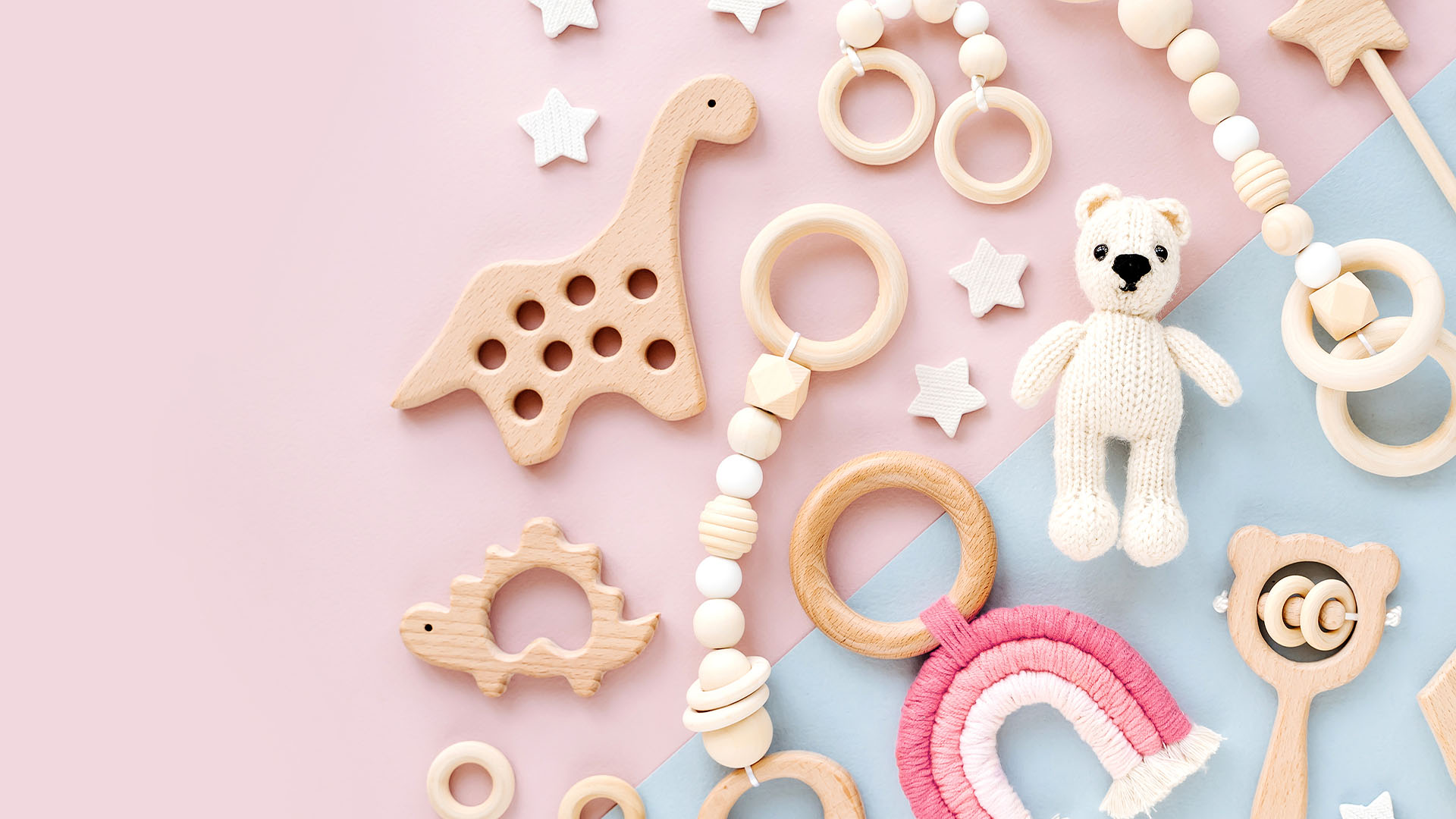 First Steps Baby Teethers Easy to Hold /& Perfect for Soothing Sore Gums