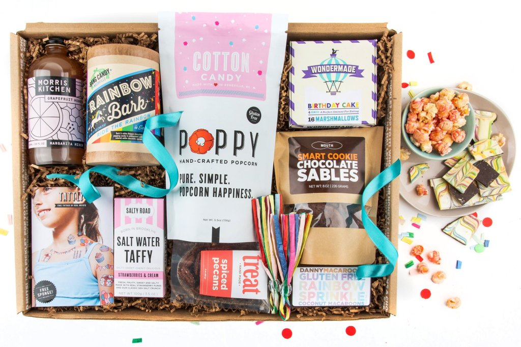 Mouth Birthday Box