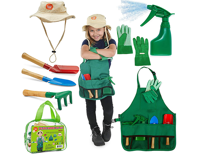 Born Toys Best Gardening Tools for Kids on Amazon