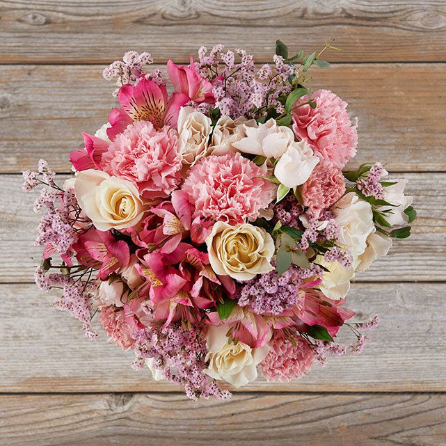 Bouqs Co. Cupcake Flower Bouquet Birthday Delivery Gift