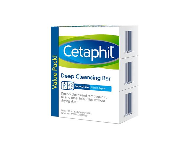 Cetaphil Bar Soap on Amazon