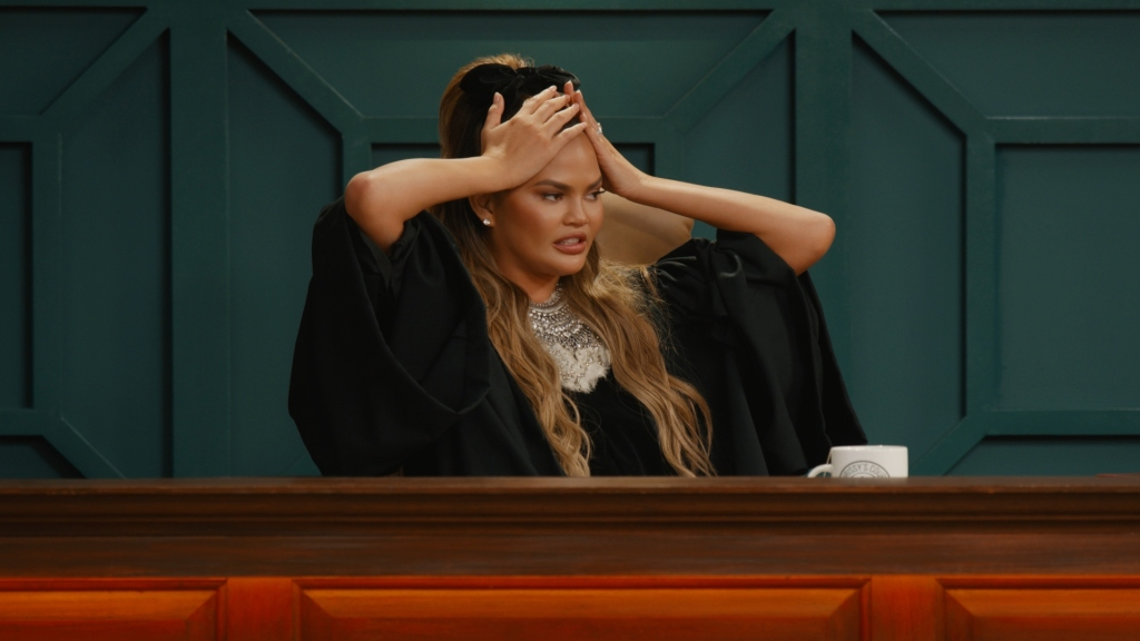 5 Reasons to Save the Date for Chrissy Teigen's New Quibi Show 'Chrissy's Court.'