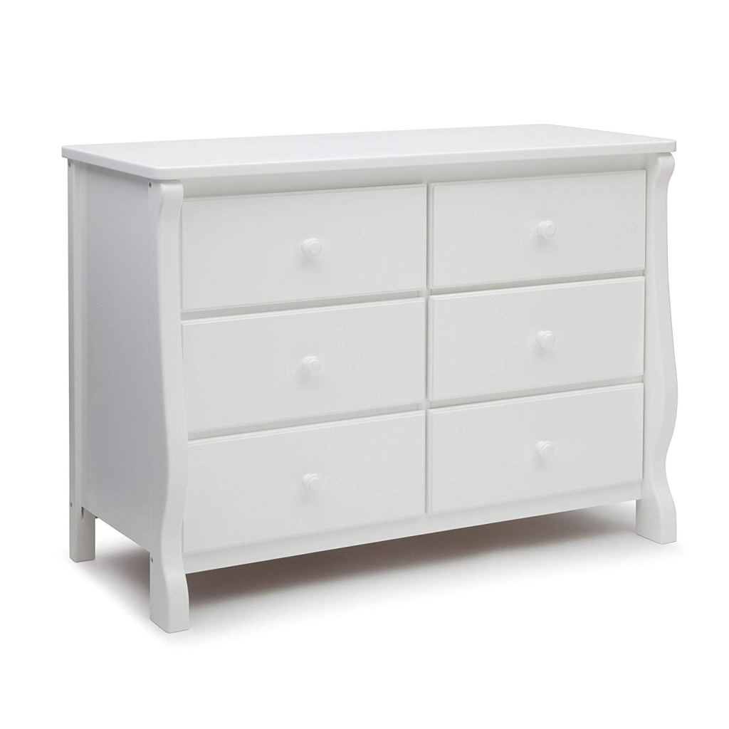 Delta Best 6-Drawer Dresser Amazon