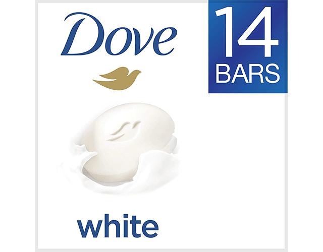 Bar Dove Soap on Amazon