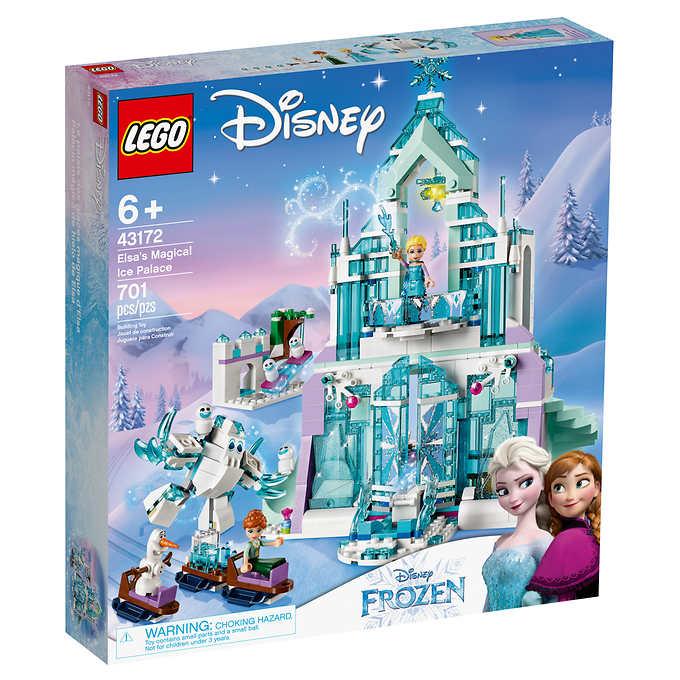 LEGO Disney Elsa's Palace
