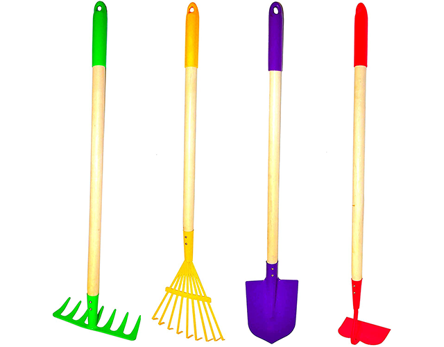JustforKids Best Gardening Tools for Kids on Amazon