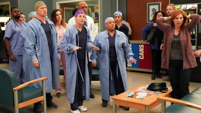'Greys Anatomy' Is Ending Sooner Than