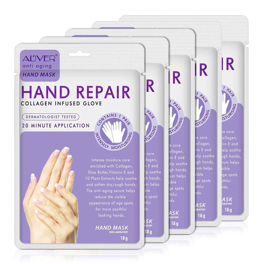 Hand Peel Mask Best Hand Mask Dry Skin Amazon