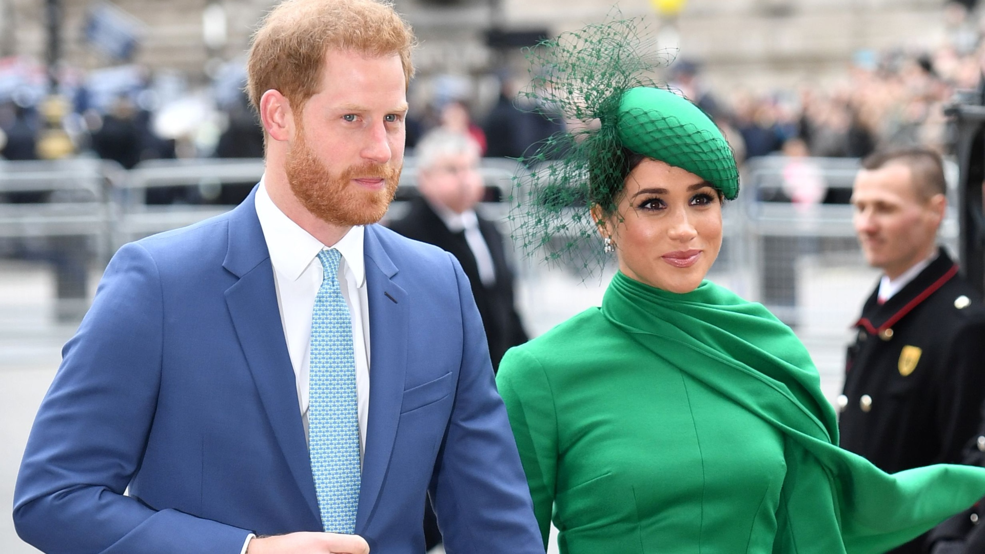 did prince harry meghan markle make their last appearance as royals sheknows did prince harry meghan markle make