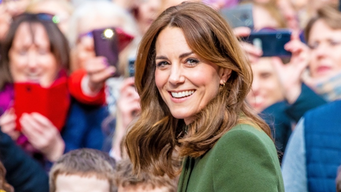 Kate Middleton Shares Rare Throwback Photo