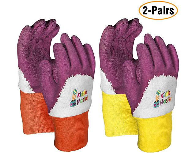 Kiddie Master Gardening Gloves for Kids on Amazon