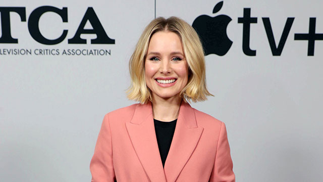 Kristen Bell teaches daughters about racism