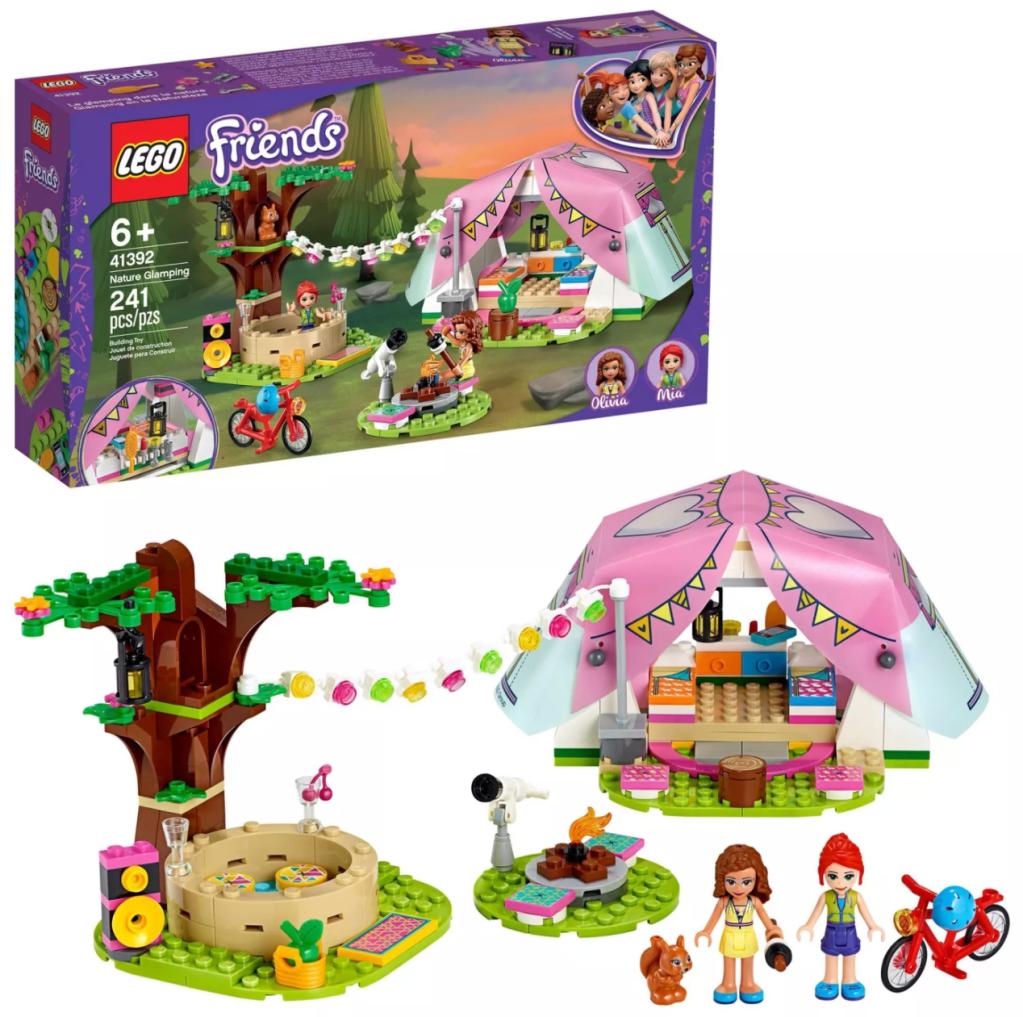 LEGO Friends Glamping kit