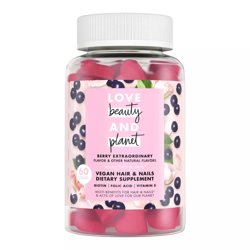 Love Beauty And Planet Multivitamin - Berry Extraordinary