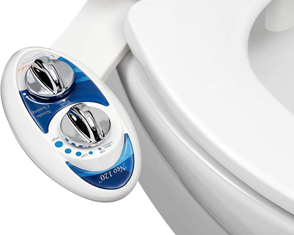 Luxe Bidet Toilet Seat Attachment Amazon